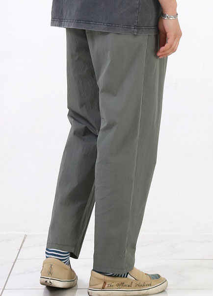 [파트너]MORATA TAPERED PANTS