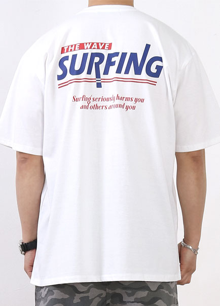 [파트너]SURFING CLUB SHORT SLEEVE